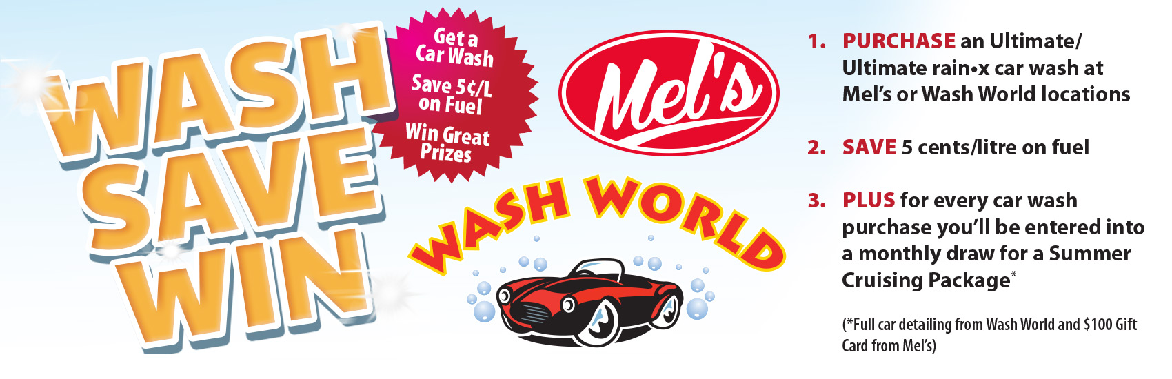 Wash world wash world pei our automatic car wash pricing solutioingenieria Choice Image